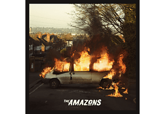 The Amazons - The Amazons (CD)