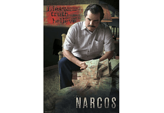 Narcos Poster Lies Are Necessary