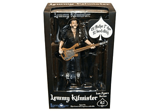 "Lemmy Kilmister (Mot""rhead) Actionfigur Rickenbacker Cross"
