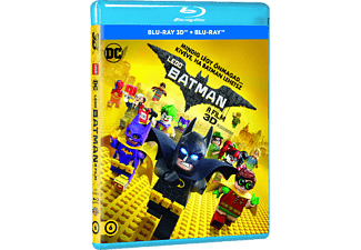 LEGO Batman - A film (3D Blu-ray)