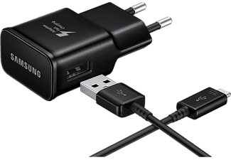 Samsung Wallcharger Met Fast Charging Usb C Kabel Zwart