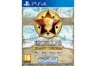 Tropico 5 - Complete Edition PS4