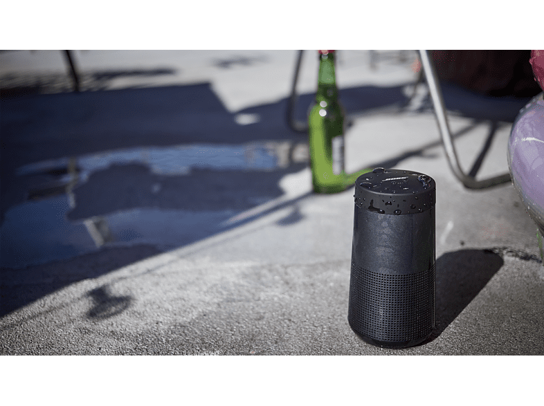 BOSE SoundLink® Revolve Bluetooth® hangszóró, ezüst