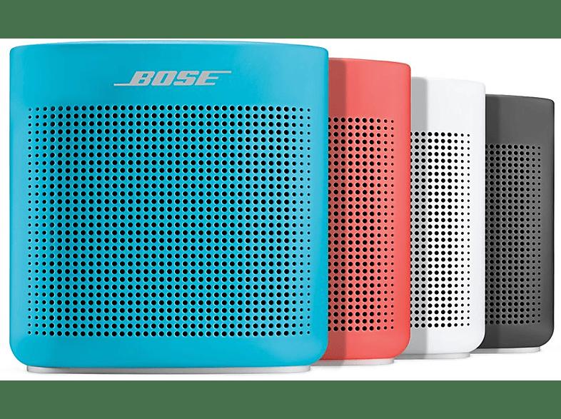 BOSE SoundLink® Colour II hangszóró, piros