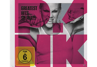 P!nk - Greatest Hits...So Far!!! (Deluxe Version) [CD + DVD Video]