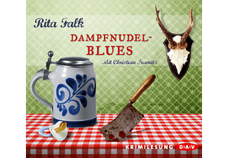 Dampfnudelblues - (CD)