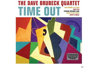 The Dave Brubeck Quartet - Time Out - (Vinyl)