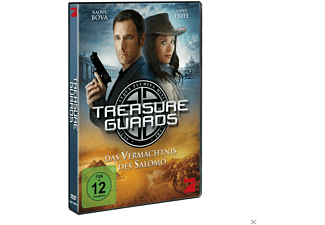 Treasure Guards - Das Vermächtnis des Salomo [DVD]