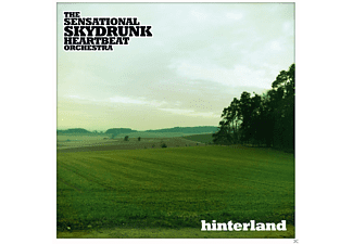 The Sensational Skydrunk Heartbeat Orchestra - Hinterland [CD]