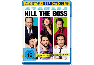 Kill the Boss - Die total unangemessene Edition - (Blu-ray)