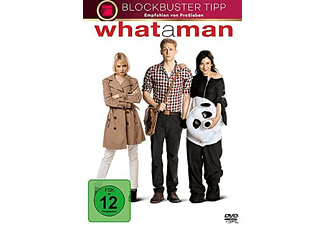 What a Man - (DVD)