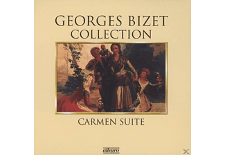 Slovakian Philharmonic Orchestra - Georges Bizet Collection - (CD)