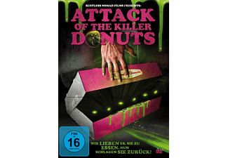 Attack of the Killer Donuts - (DVD)