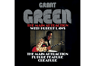 Grant Green - Main Attraction - (CD)