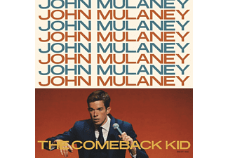 John Mulaney - The Comeback Kid - (CD)