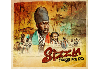Sizzla - Fought For Dis - (CD)