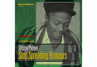 Triston Palmer - Stop Spreading Rumours - (CD)