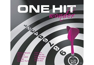 VARIOUS - One Hit Wonder - Einmal Hit, Immer Hit (3 Cd Box) [CD]