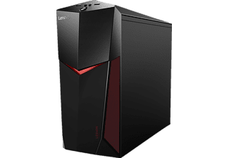 LENOVO Legion Y520 Tower, Gaming PC mit Core™ i5 Prozessor, 8 GB RAM, 2 TB HDD, GeForce GTX 1050 Ti, 4 GB GDDR5 Grafikspeicher