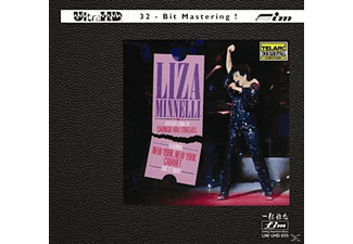 Liza Minnelli - Highlights From Carnegie Hall Concerts [CD]
