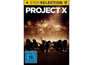 Project X - (DVD)