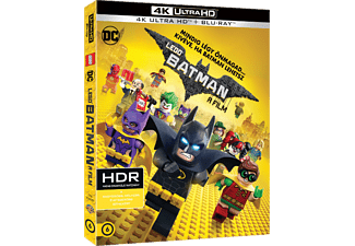 LEGO Batman - A film (4K Ultra HD Blu-ray + Blu-ray)