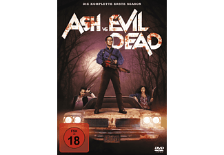 Ash vs. Evil Dead - Staffel 1 - (DVD)
