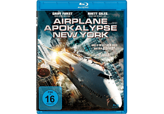 Airplane Apocalypse New York - (Blu-ray)