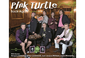 Pink Turtle - Back Again - (CD)