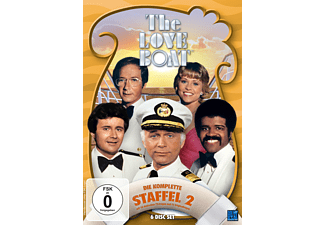 The Love Boat - Staffel 2 - (DVD)