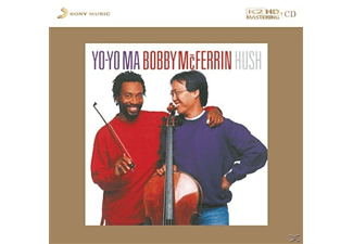 Yo-yo & Bobby Mcferrin Ma - Hush [CD]