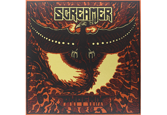 Screamer - Phoenix (Gatefold Cover,Orange Vinyl) - (Vinyl)