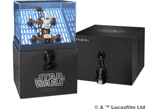 PROPEL Star Wars battle Drone 74-Z Speeder Bike Collectors Box