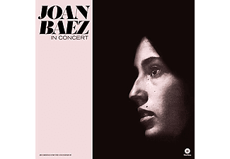 Joan Baez - Queen of Folk Music: In Concert (High Quality) (Vinyl LP (nagylemez))