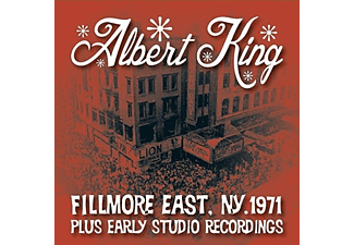 Albert King - Live At The Fillmore Plus Early Recordings (CD)