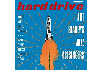 Art Blakey & The Jazz Messengers - Hard Drive (Remastered) (CD)