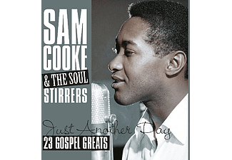 Sam Cooke & The Soul Stirrers - Just Another Day (CD)