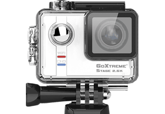 GOXTREME Stage 2.5K Action Cam 2.5K, Full HD , WLAN