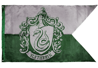 Harry Potter Flagge Slytherin Crest