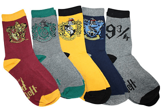 Harry Potter Socken 5-Pack