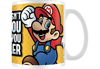 Super Mario Tasse What Doesn't Kill You Makes You Smaller