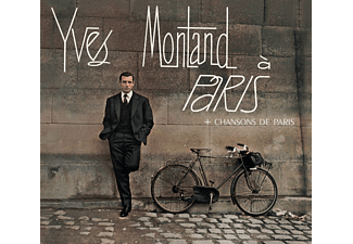 Yves Montand - A Paris/Chansons de Paris (Limited Edition) (CD)