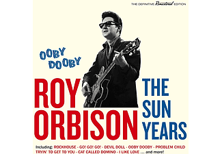 Roy Orbison - Ooby Dooby - The Sun Years+8 Bonus Tracks (CD)