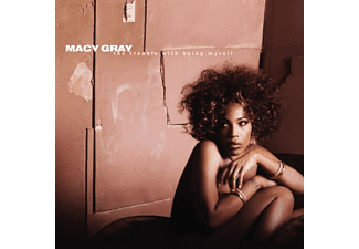 Macy Gray - Trouble with Being Myself (CD)