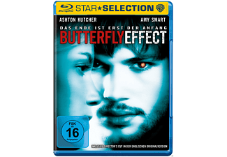 The Butterfly Effect - (Blu-ray)