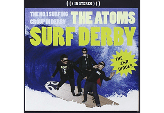 Atoms - Surf Derby - (CD)