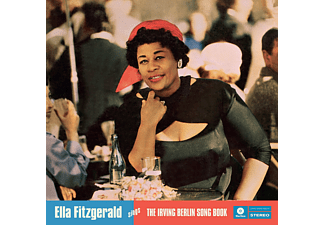 Ella Fitzgerald - Sings The Irving Berlin Song Book (Ltd.180g Vinyl) (Vinyl LP (nagylemez))