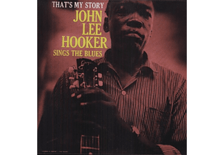 John Lee Hooker - That's My Story: John Lee Hooker Sings The (Vinyl LP (nagylemez))