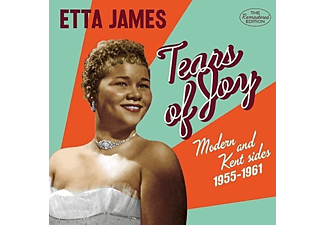 James Etta - Tears Of Joy-Modern & Kent Sides,1955-61 (Ltd.1 (Vinyl LP (nagylemez))