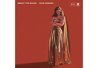 Julie London - About The Blues (High Quality) (Vinyl LP (nagylemez))